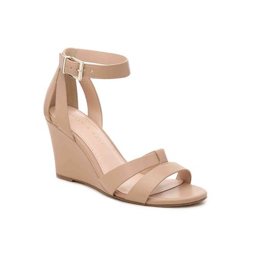 Heister Wedge Sandal