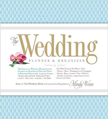 All-In-One Wedding Planner & Organizer