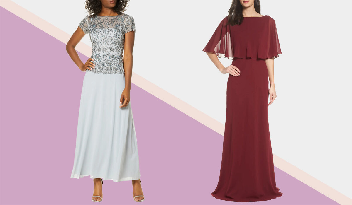 10 Stylish and Comfortable Dresses for Grandmothers of the Bride (or Groom)