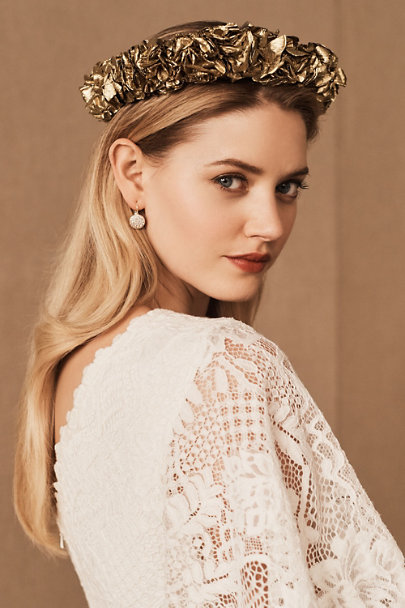 Yasmine Preserved Flower Crown