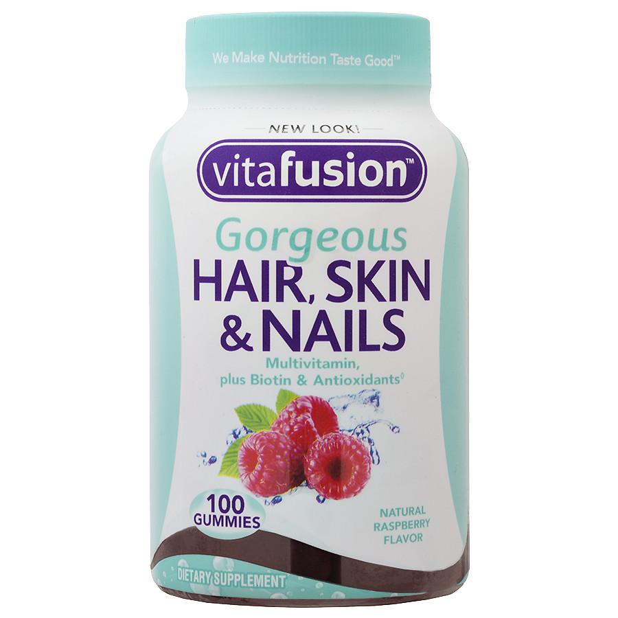 Vitafusion Hair, Skin & Nails Multivitamin Gummies