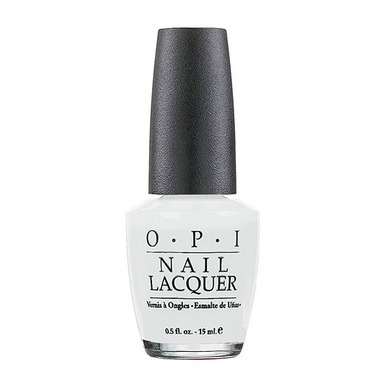 OPI White Polish