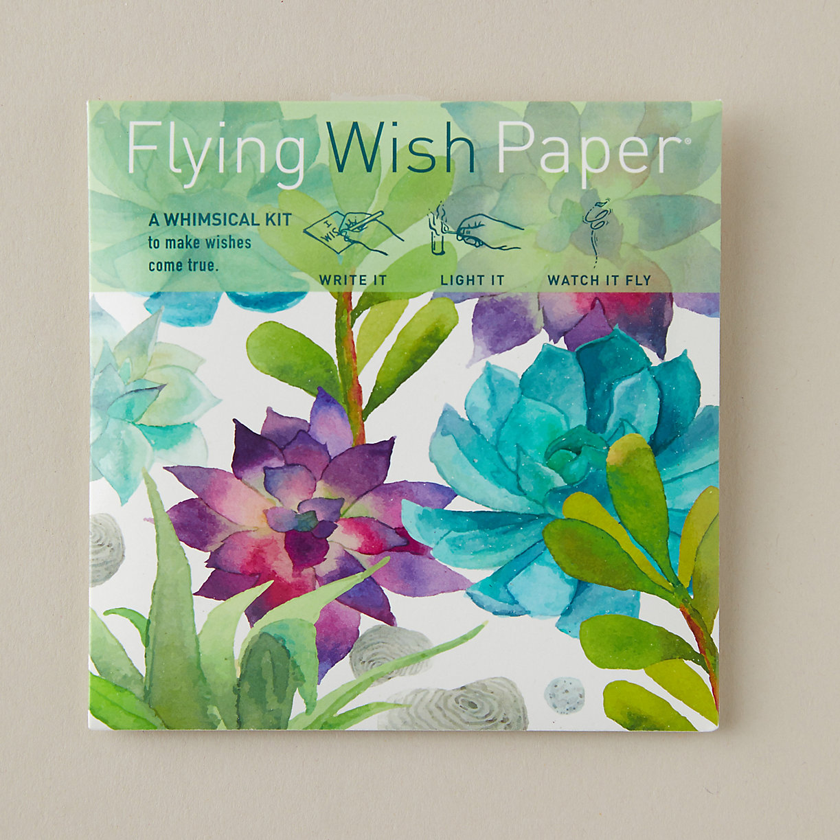 Flying Wish Pages