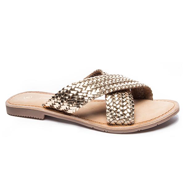 Pure Flat Sandal