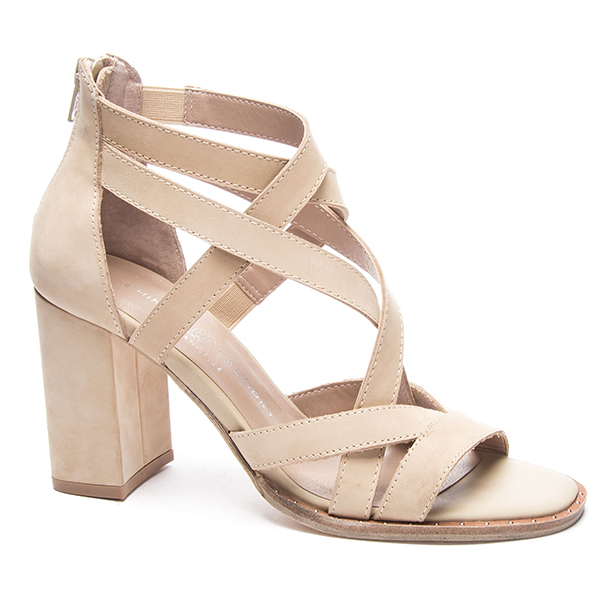 Shawnee Block Heel Sandal