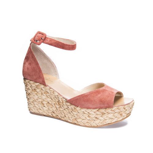 Mindie Platform Wedge Sandal