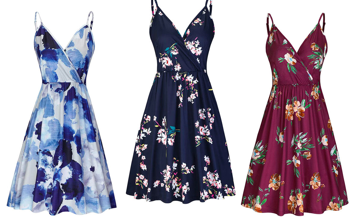This Lightweight Dress on Amazon Has Become Shoppers' Go-To for Special Events