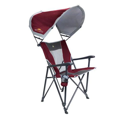 GCI Outdoor SunShade Eazy Camp Chair