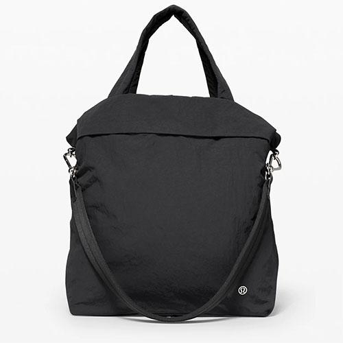 Lululemon His & Hers Gym Bags