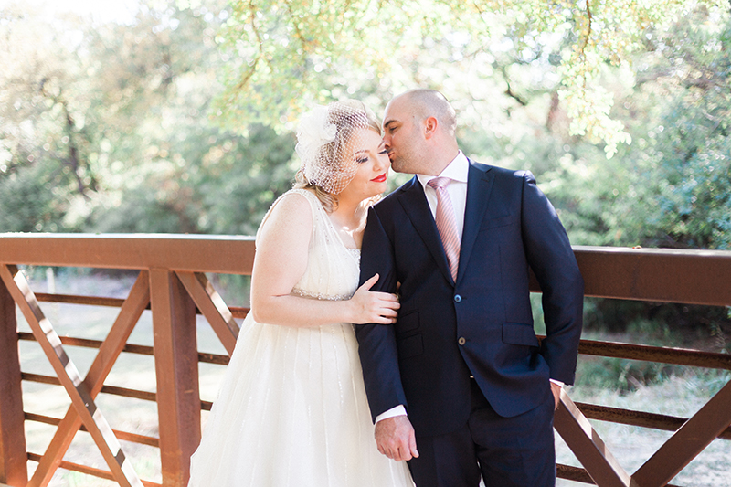 Happy & James' Delightful Dallas, TX Real Wedding by Callie Manion Photography