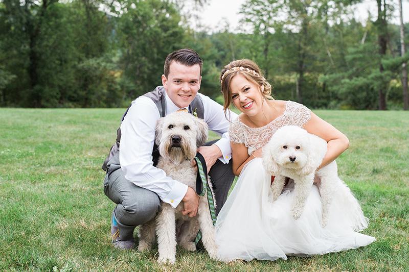 Alida & Greg's Rustic Chic Hanover, NH Wedding by Sarah Jayne Photography