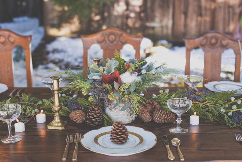 10 Stunning Winter Wedding Ideas