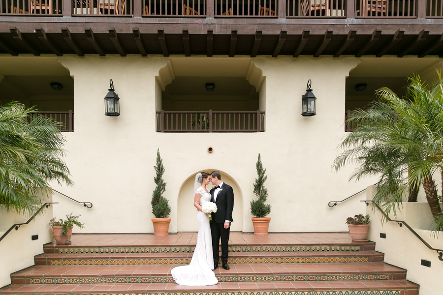 Shelby & Ryan's Stunning La Jolla, CA Real Wedding by Leah Marie Photography