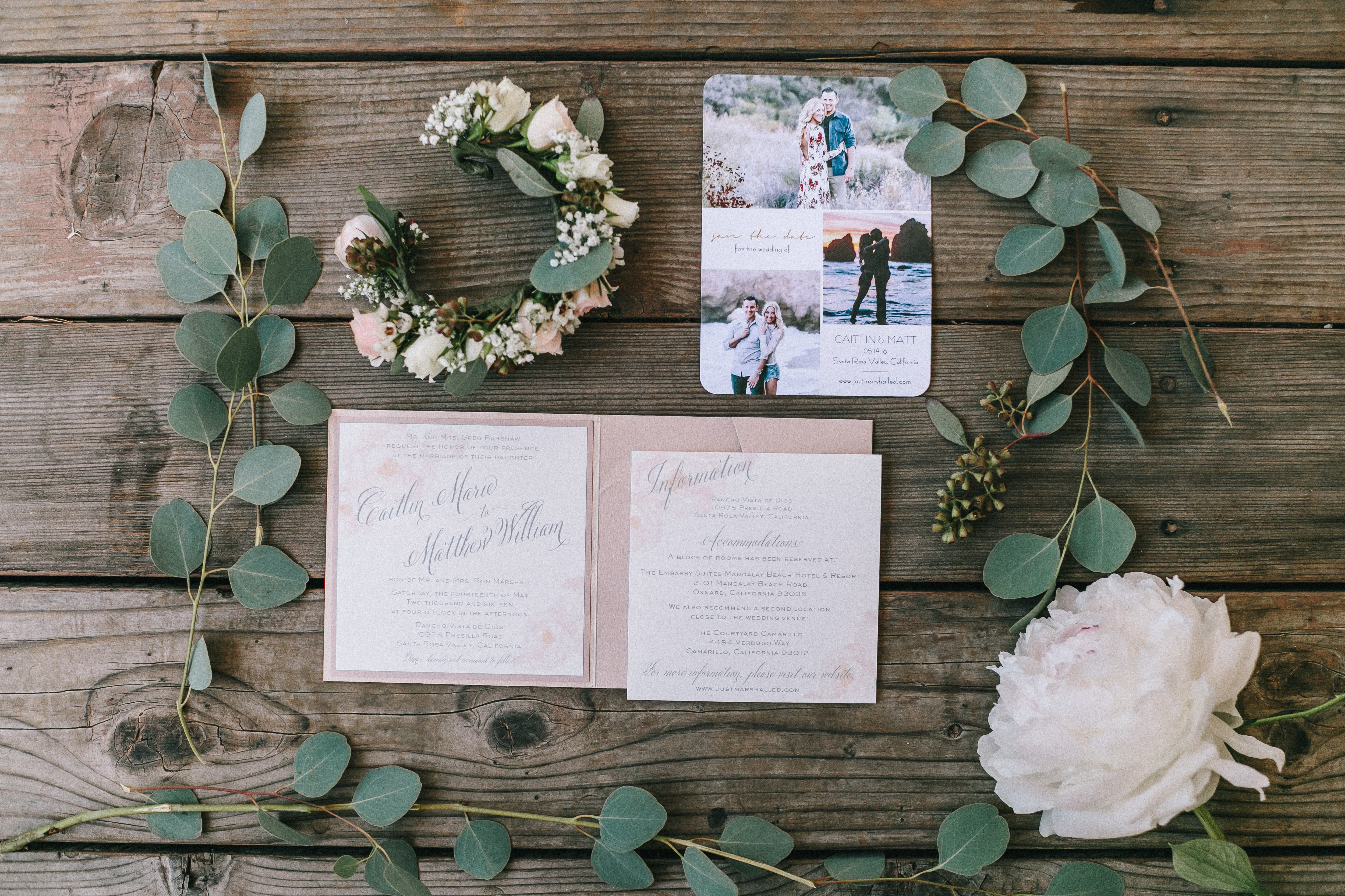 5 Things to Do the Week of Your Wedding