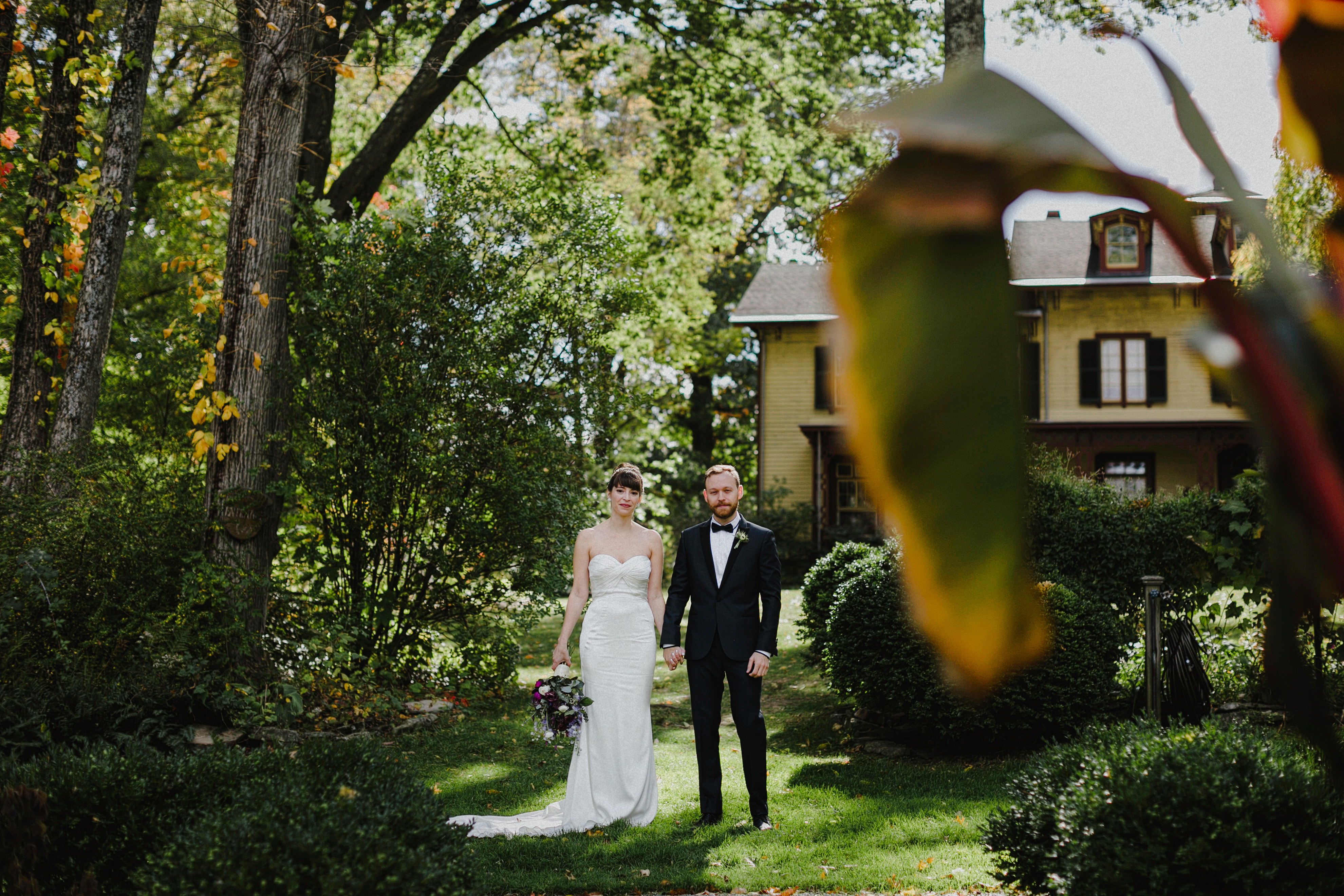 Andrea and Dan's Timeless New Jersey Wedding by Lev Kuperman Photography