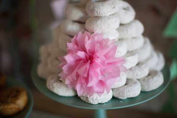 Whimsical DIY Tissue Paper Poms