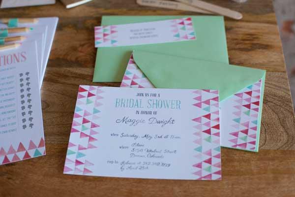 Bridal Shower Inspiration and Etiquette Tips