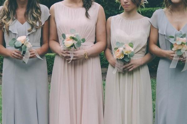 Mix & Match Your Bridesmaid Dresses