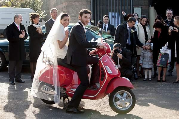 Claudia & Carlo's Lovely Rome, Italy Wedding by Fibre de Luce Photography