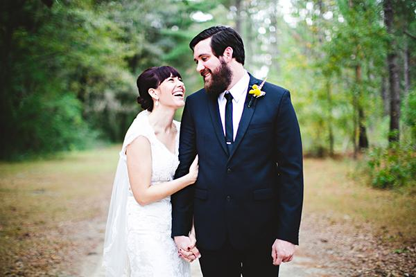 Kelly & Jeremy's Beautiful Summerville, SC Wedding by Emily Chidester Photography