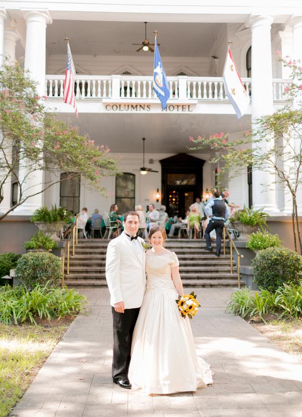 Ellen & Nate's Traditional New Orleans, LA Wedding by Arte de Vie Photography