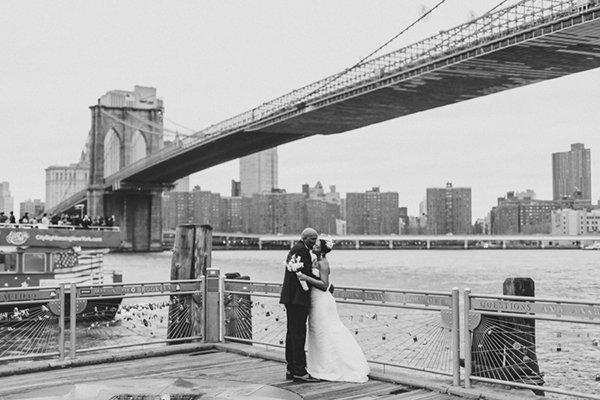 Annita & Greg's Lovely Brooklyn, NY Wedding by Boris Zaretsky Photography