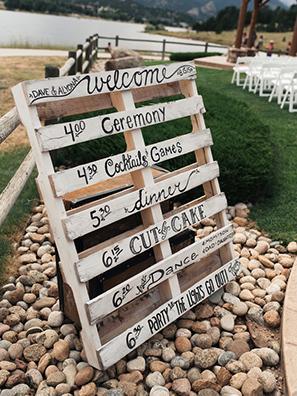 10 Wedding Signs You Can Diy Mywedding