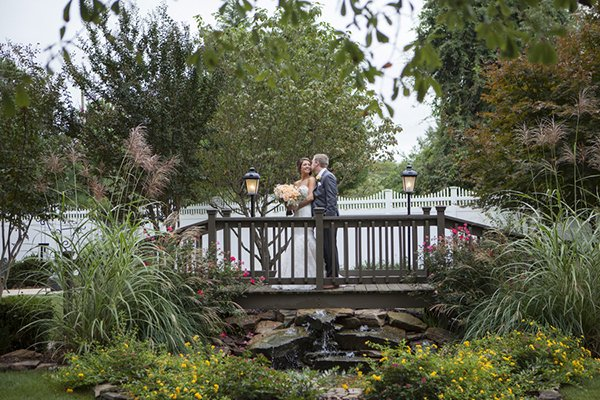 Kristina & Nick's Cute Huntsville, AL Wedding by Mandy Owens Photography