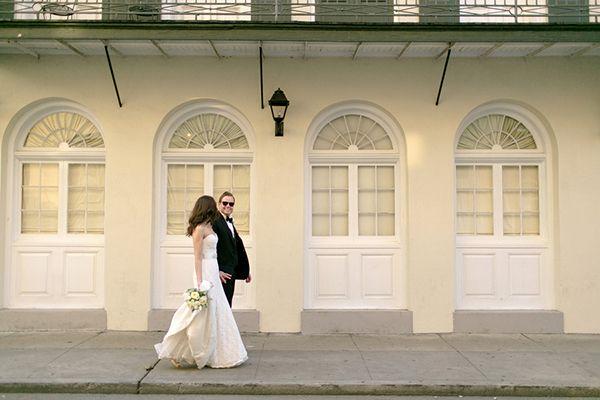 Jessica & John's Fun New Orleans, LA Wedding by Arte de Vie Photography