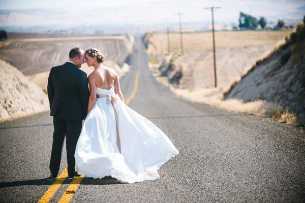 Keri & Jason's Pretty Walla Walla, WA Wedding by Crozier Photography