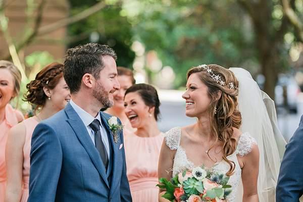 Patsy & Brad's Simple Savannah, GA Wedding by Jonathan & Kaye Photography