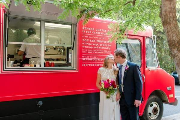 Why We Love Food Truck Wedding Menus