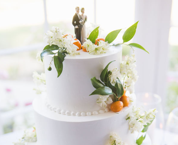 Bright and Fresh Citrus Wedding Details Perfect for Summer