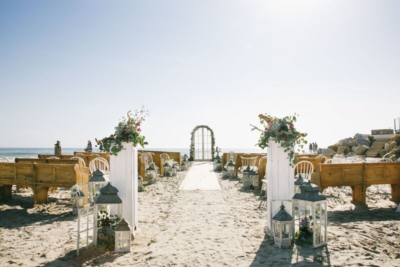 Destination Wedding Inspiration Filled with Beachy Details