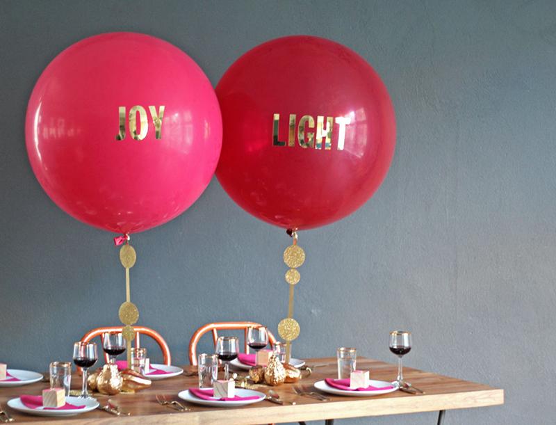 10 DIY Balloon Decorations