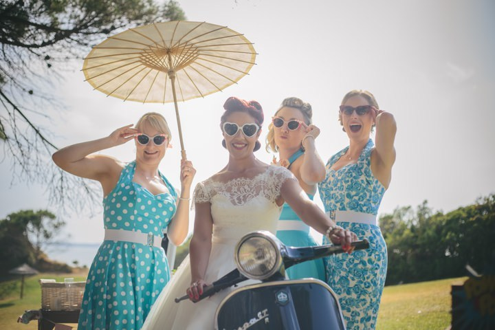 Retro Wedding Ideas & Colors
