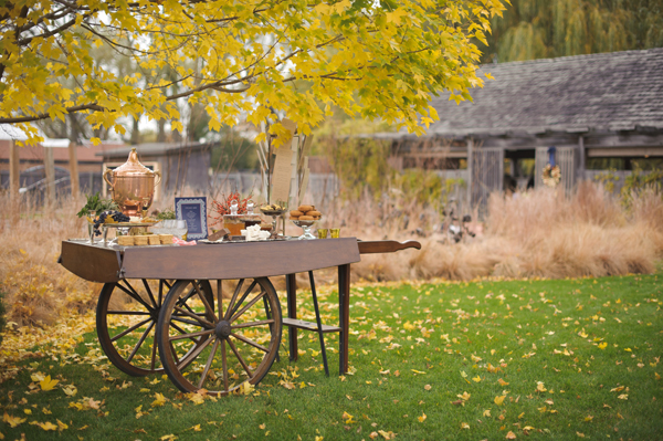 5 Ideas for Planning a Fall Wedding