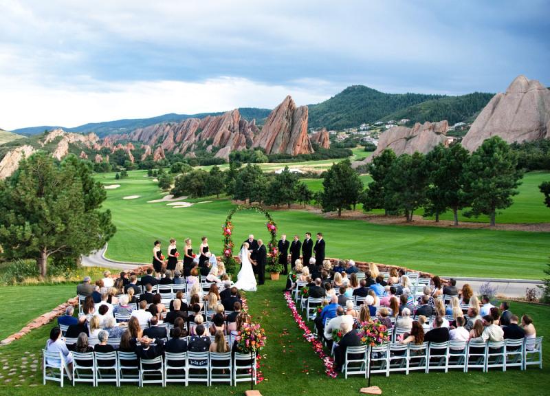 Arrowhead Golf Club - Denver Wedding Venues