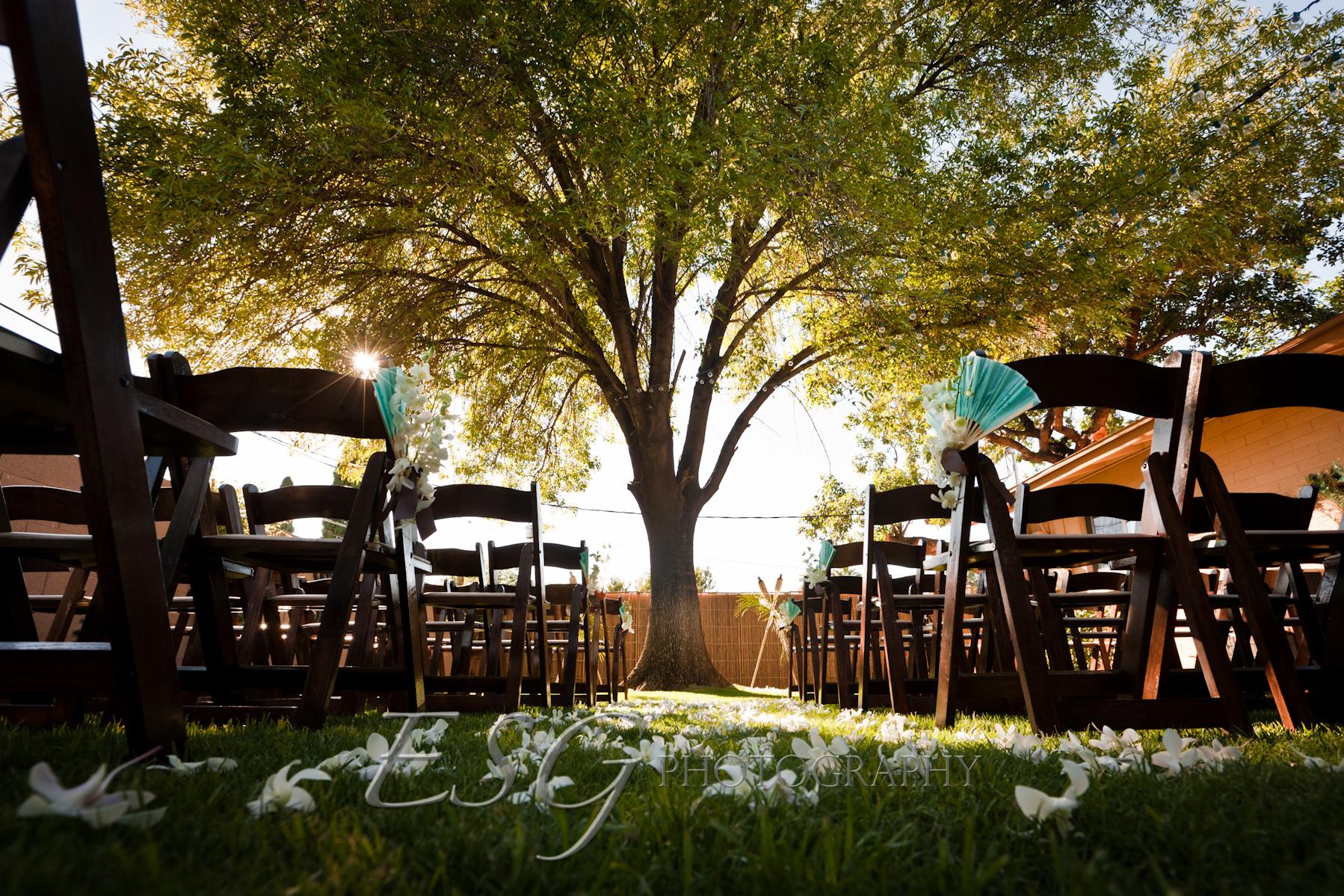 10 Amazing Backyard Wedding Details