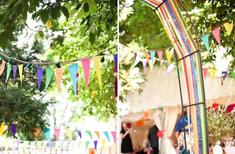 10 Cool Details for Hot Summer Weddings