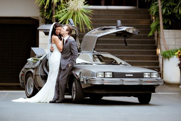 10 Statement-Making Wedding Transportation Ideas