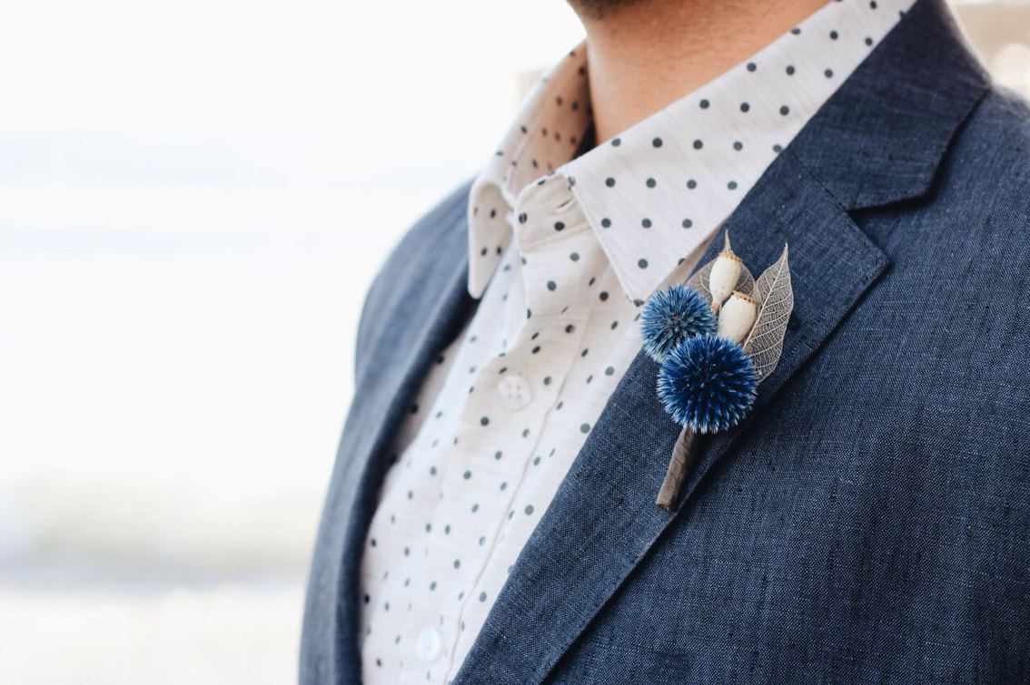 10 Types of Groom Style Details