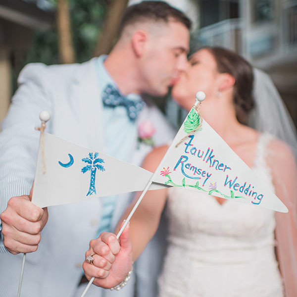 Did You Know You Can Personalize These For Your Wedding?