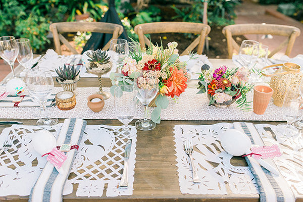 You've Never Seen Wedding Tablescapes This Pretty