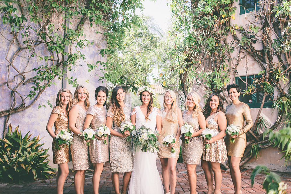 10 Knee Length Bridesmaid Dresses for Under $100