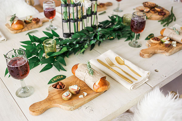 10 DIY Place Cards Just in Time for Fall