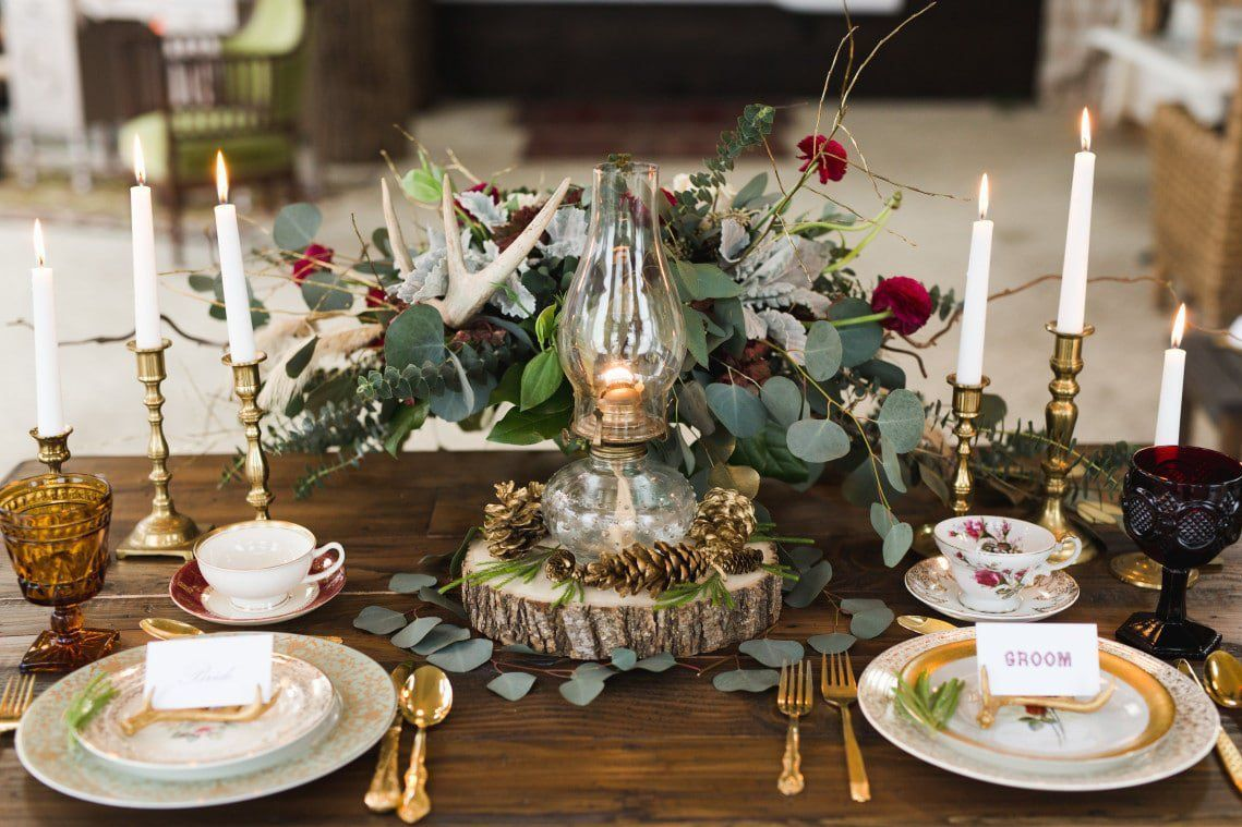 Gorgeous Fall Centerpieces & Tablescape Tips