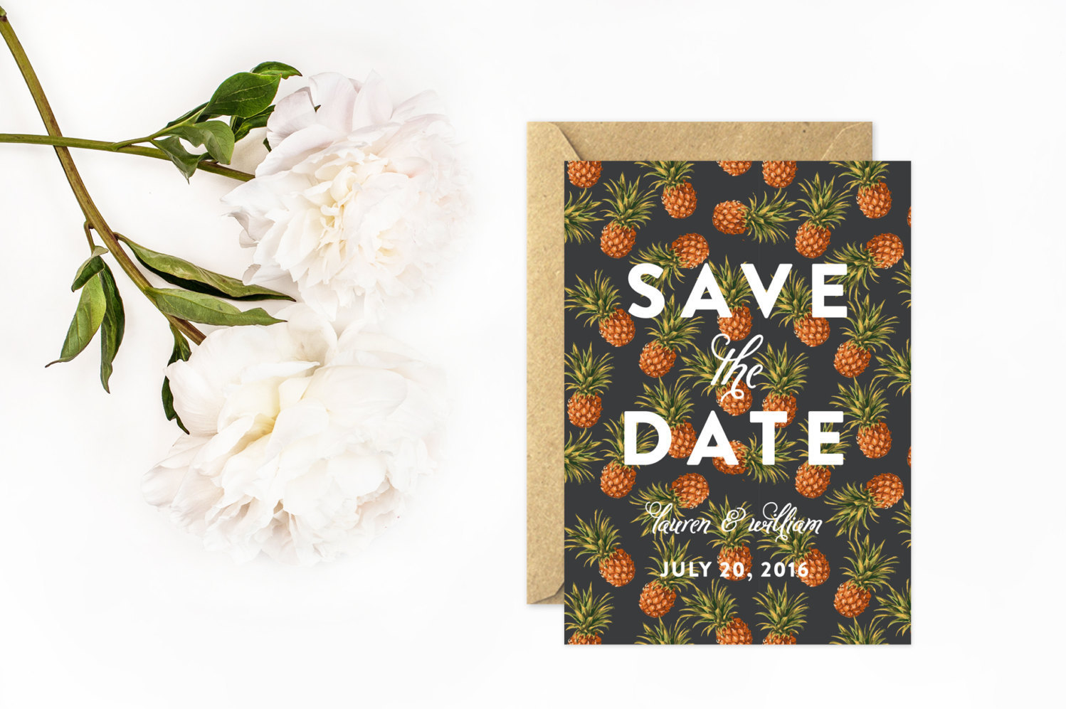 10 Cool Save the Date Ideas for Summer Weddings