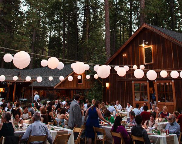 Ethereal Cabin Wedding Inspiration