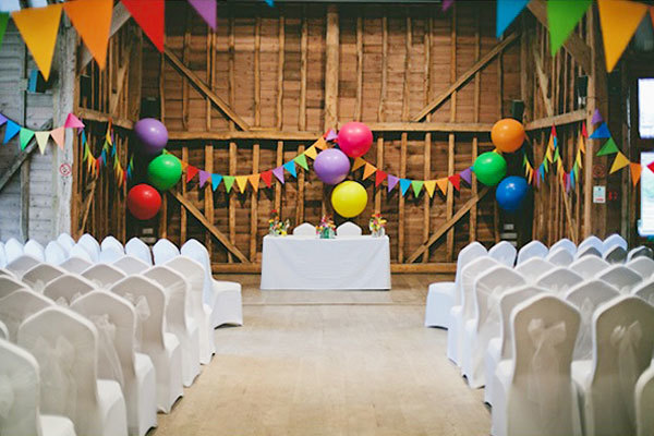 Rainbow Wedding Decor Ideas For The Most Colorful Day Ever Mywedding